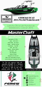 XStar Mastercraft 2015