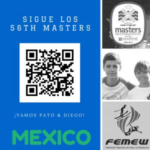 56th masters esqui wake diego pato font femew mexico