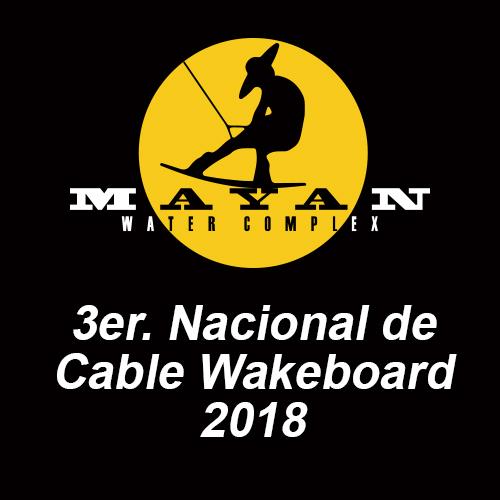 Nacional de Cable Wakeboard