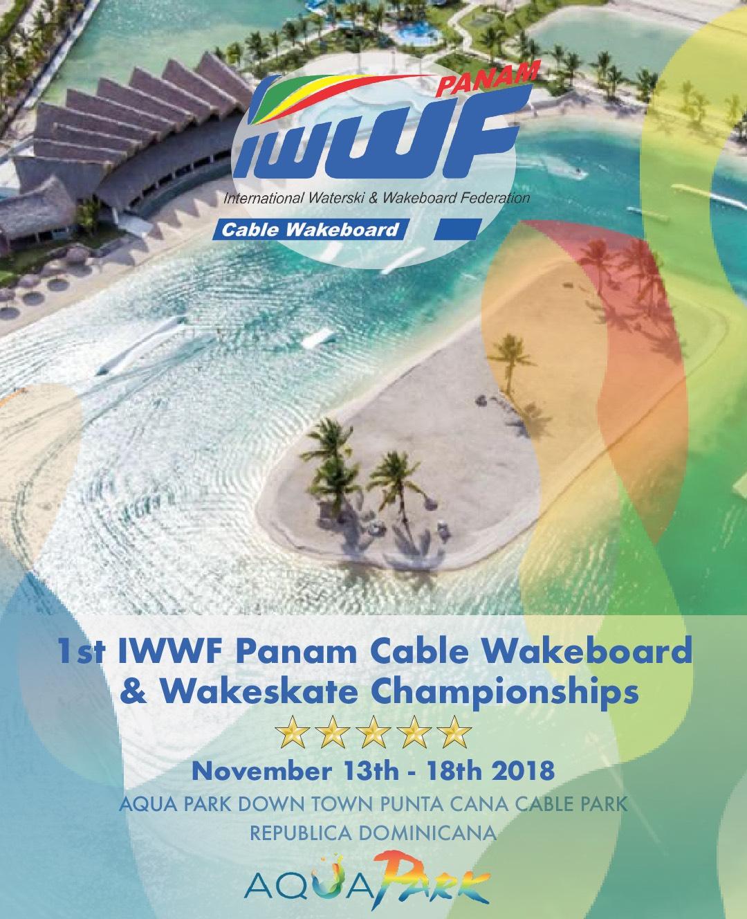 Panam de Cable Wake 2018