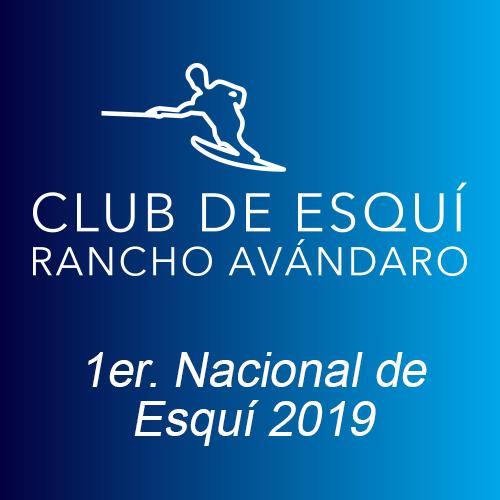 Nacional de Esquí 2019