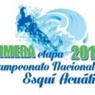 Primera Etapa 2013 Campeonato Nacional Esquí Acuático